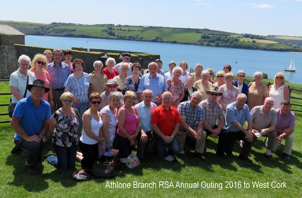 Athlone Branch Tour 2016