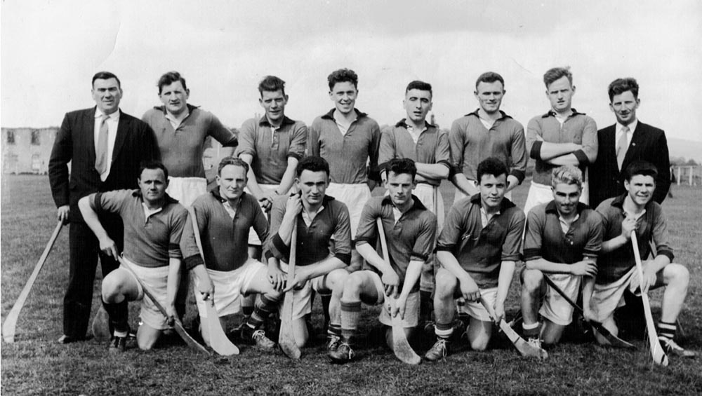 Limerick - Ardnacrusha Hurling Team 1960 -1962? Submitted by Vincent Supple (third from right Front Row) Can you help name the players?