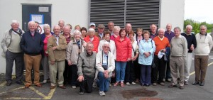Waterford ESBRSA Visit to Bellacorrick Click on photo for Clearer image !